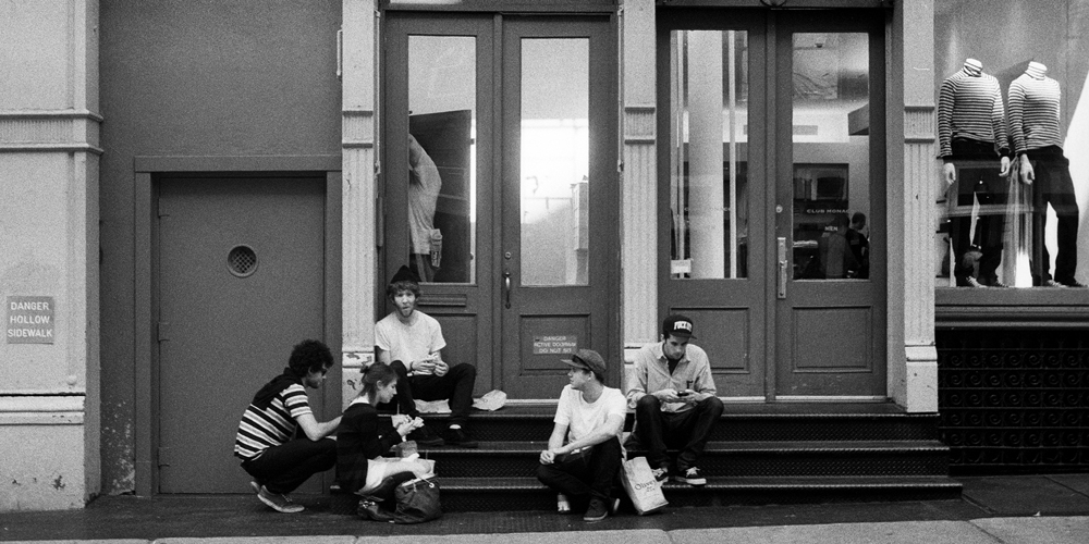 Breakfast in SOHO, New York · Fotograf: Torsten Stoll · neoton photography