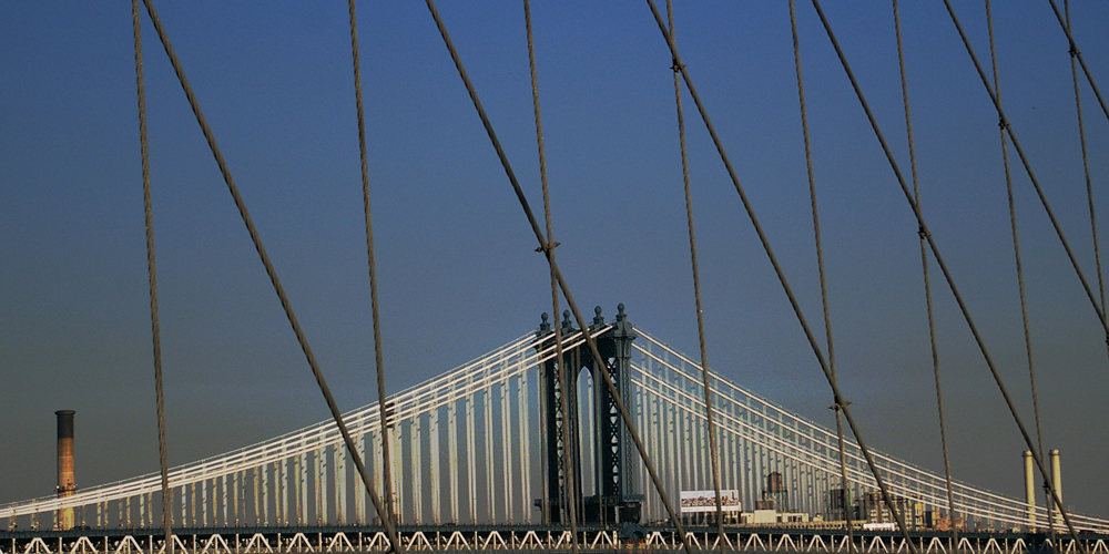 Manhattan Bridge, New York · Fotograf: Torsten Stoll · neoton photography