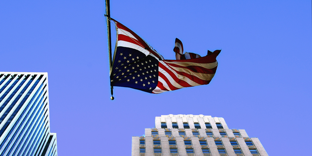 Star sprangled banner, New York · Fotograf: Torsten Stoll · neoton photography