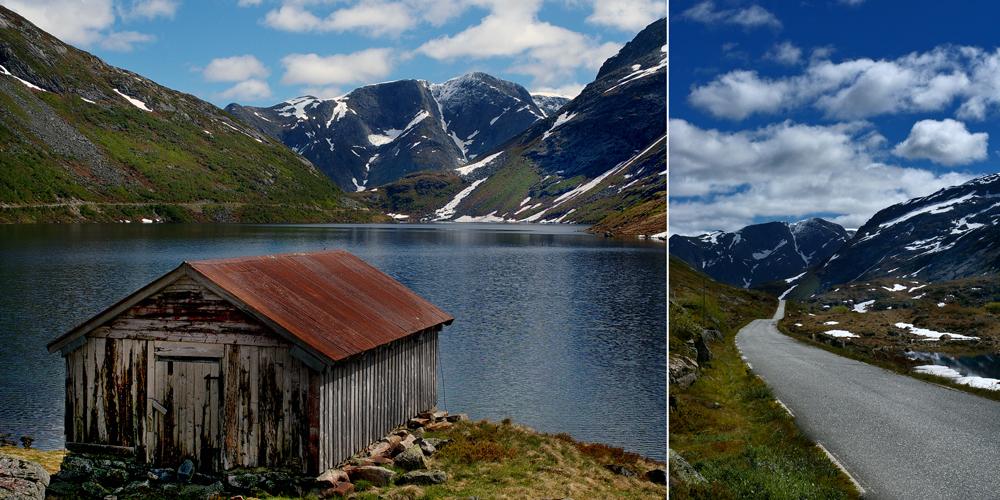 Nystølsvatnet, Norway, Sweden · Fotograf: Torsten Stoll · neoton photography